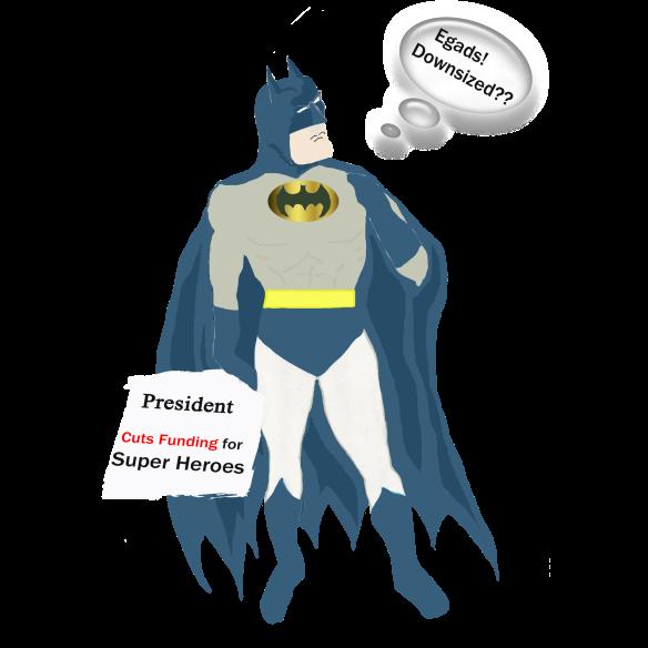Batman by klentz